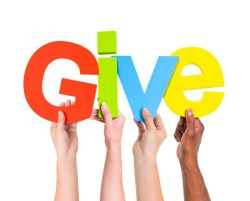 How Year-End Giving Changes You by Jeff Baugus